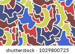 abstract seamless background... | Shutterstock .eps vector #1029800725