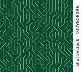 technology seamless pattern... | Shutterstock .eps vector #1029808396