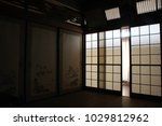 a traditional room at an old... | Shutterstock . vector #1029812962