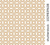 abstract geometric pattern with ... | Shutterstock . vector #1029839638