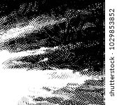 abstract grunge grid stripe... | Shutterstock .eps vector #1029853852