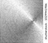 grunge halftone dots pattern...   Shutterstock .eps vector #1029941986