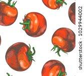 vector color seamless pattern...   Shutterstock .eps vector #1029944002