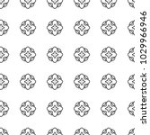 seamless vector pattern in... | Shutterstock .eps vector #1029966946