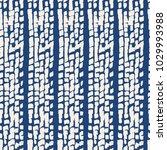 indigo vector tie dye seamless... | Shutterstock .eps vector #1029993988
