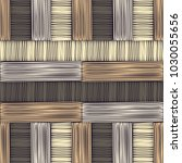 seamless geometric pattern.... | Shutterstock .eps vector #1030055656