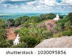aradhana gala rock overlooks... | Shutterstock . vector #1030095856