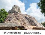 aradhana gala rock overlooks... | Shutterstock . vector #1030095862