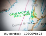 gros morne national park.... | Shutterstock . vector #1030098625
