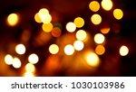 multicolored blurred lights... | Shutterstock . vector #1030103986