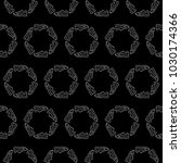 shoes seamless round pattern on ... | Shutterstock .eps vector #1030174366