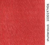 Small photo of painted red wolf natural fur texture as background