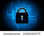 cyber security concept  digital ...