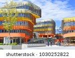 vienna  austria  may 2  2017 ... | Shutterstock . vector #1030252822