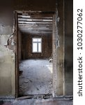 old dusty apartment before... | Shutterstock . vector #1030277062