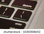 dash slash forward backward...   Shutterstock . vector #1030308652