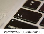 tab keyboard key button press... | Shutterstock . vector #1030309048