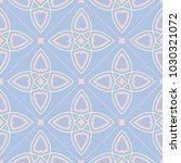 geometric seamless pattern.... | Shutterstock .eps vector #1030321072