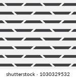 vector seamless pattern.... | Shutterstock .eps vector #1030329532