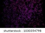 dark purple vector background... | Shutterstock .eps vector #1030354798