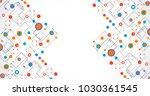 background for social media.... | Shutterstock .eps vector #1030361545