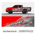 racing graphic background...   Shutterstock .eps vector #1030376122