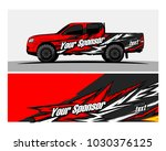 racing graphic background... | Shutterstock .eps vector #1030376125