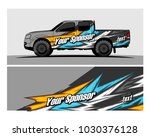 racing graphic background... | Shutterstock .eps vector #1030376128