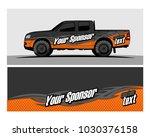 racing graphic background... | Shutterstock .eps vector #1030376158