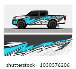 racing graphic background... | Shutterstock .eps vector #1030376206
