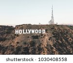 hollywood  ca   united states   ... | Shutterstock . vector #1030408558