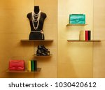 luxury and fashionable european ... | Shutterstock . vector #1030420612