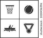 vector illustration of sport... | Shutterstock .eps vector #1030456396