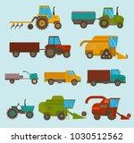 different types vector... | Shutterstock .eps vector #1030512562