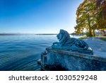 tutzing  starnberg lake ... | Shutterstock . vector #1030529248