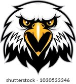 eagle head mascot   Shutterstock .eps vector #1030533346