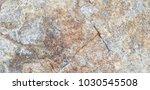 rough grunge cracked concrete... | Shutterstock . vector #1030545508