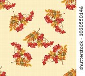 seamless floral pattern with...   Shutterstock .eps vector #1030550146