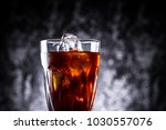 ice coffee on the table | Shutterstock . vector #1030557076
