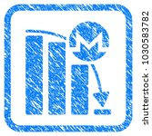 monero falling acceleration... | Shutterstock .eps vector #1030583782