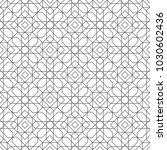 seamless pattern with arabic... | Shutterstock .eps vector #1030602436