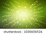 light green  yellow vector... | Shutterstock .eps vector #1030656526