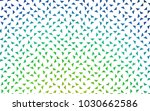 light blue  green vector of... | Shutterstock .eps vector #1030662586