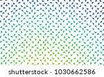 light blue  green vector of... | Shutterstock .eps vector #1030662586