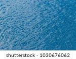 blue ocean background. water...   Shutterstock . vector #1030676062