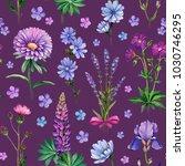 watercolor illustrations of... | Shutterstock . vector #1030746295