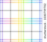 check fashion tweed white and... | Shutterstock .eps vector #1030759702