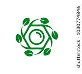 natural photography logo... | Shutterstock .eps vector #1030774846