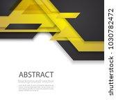 vector busines brochure   flyer ... | Shutterstock .eps vector #1030782472