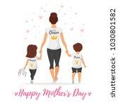 vector cartoon style... | Shutterstock .eps vector #1030801582
